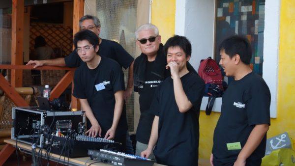 9月24日(土)音響・照明実技者コースの実習