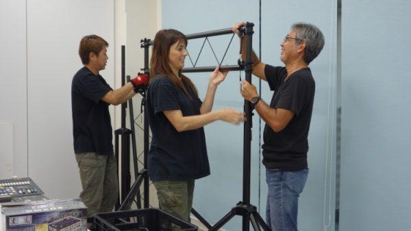 10月21日(金)音響・照明技術者コース