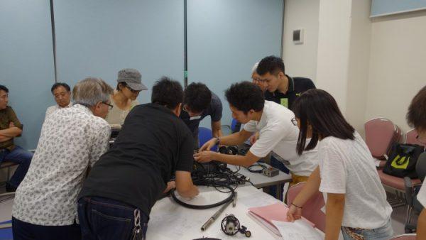 10月28日(金)音響照明技術者コース