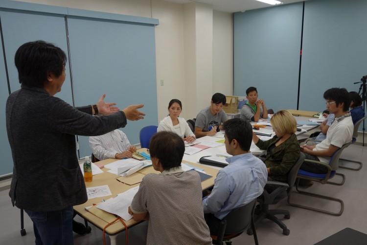 11月2日(水)プロデューサーコースの授業