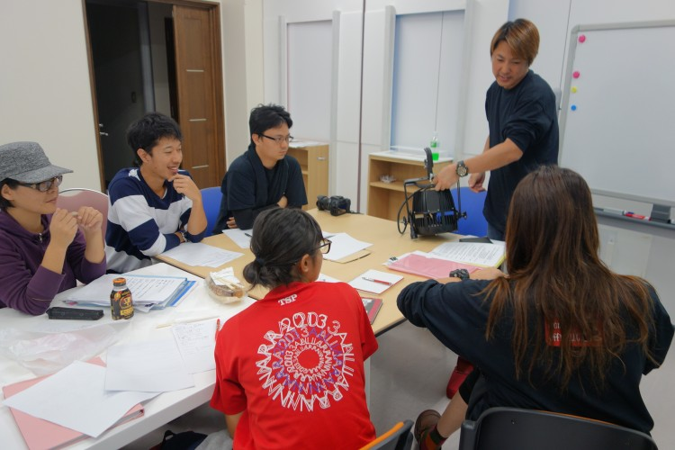 12月3日(土)音響・照明技術者コース室内実習