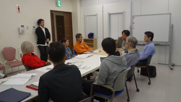 12月7日(水)プロデューサーコース授業風景