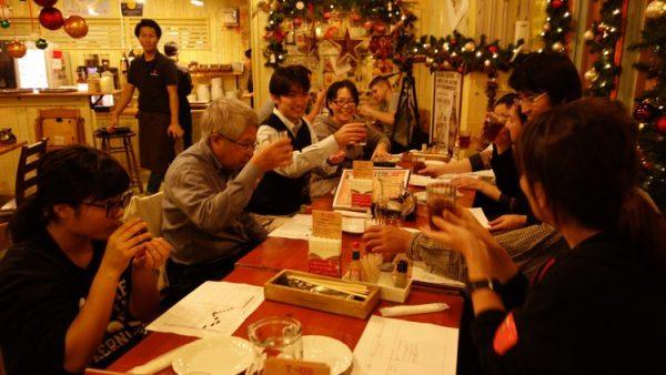 12月16日(金)クリスマス音楽祭に向けてのミーティング