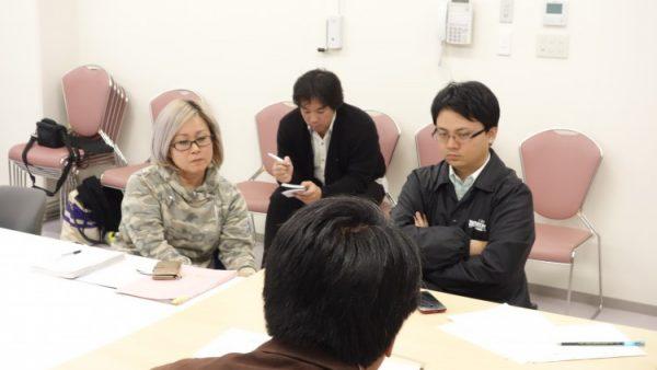 1月11日(水)プロデューサーコースの授業風景