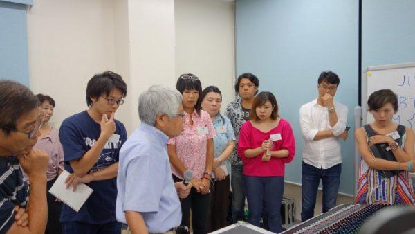 6月26日(月)音響2回目講義