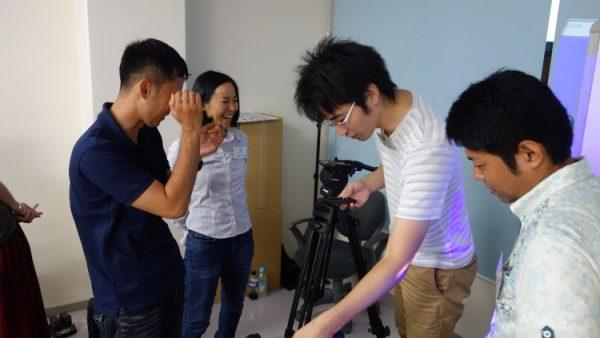 6月28日(水)映像技術者コース2回目講義