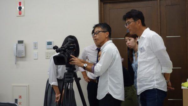 7月5日(水)映像技術者コース3回目講義