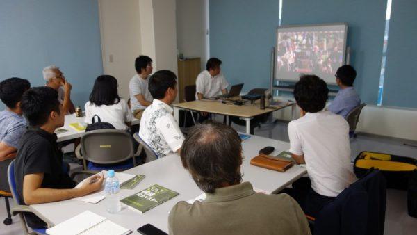 9月19日(水)映像技術者コース5回目講義