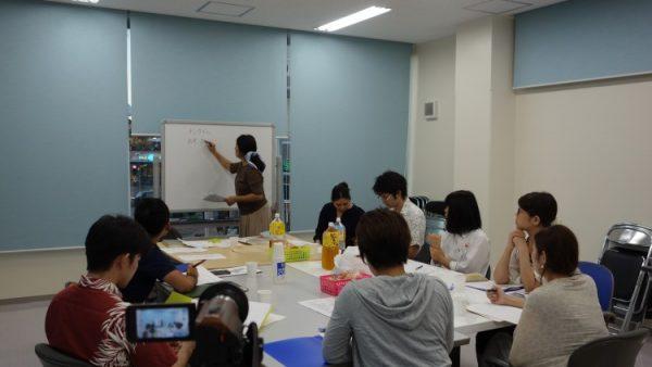 7月20日(木)ディレクターコース5回目