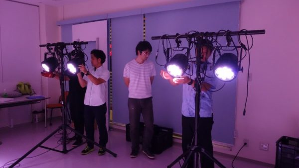 7月25日(火)照明技術者コース第6回目講義