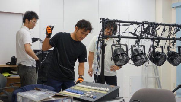 8月8日(火)照明技術者コース8回目講義