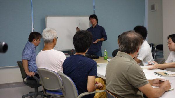 8月9日(水)映像技術者コース8回目講義