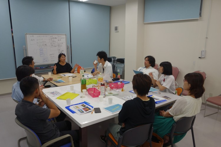 8月10日(木)ディレクターコース8回目講義
