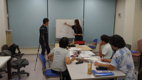 8月15日(火)照明技術者コース9回目講義
