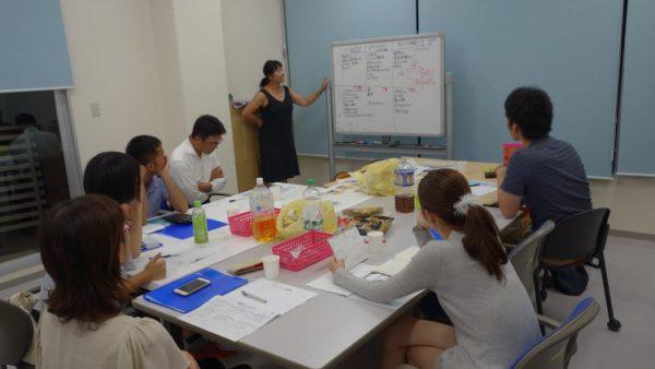 8月17日(木)ディレクターコース9回目講義