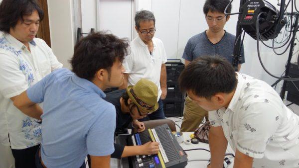 8月22日(火)照明技術者コース10回目講義