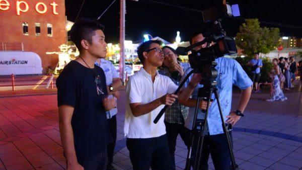 8月23日(水)映像技術者コース10回目講義