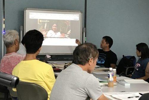 8月16日(水)映像技術者コース9回目講義