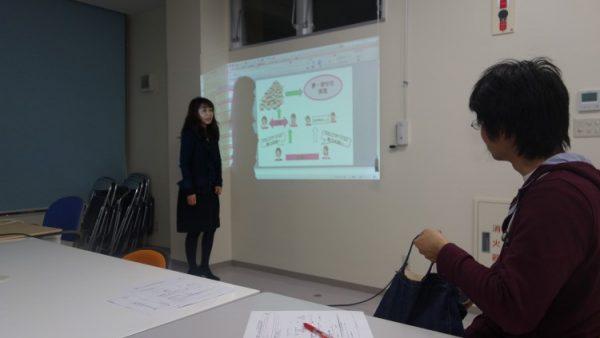 1月12日(金)第1回「マナー&コミュニケーションスキル」講座